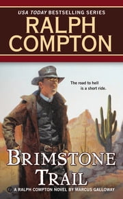 Ralph Compton Brimstone Trail ebook by Ralph Compton,Marcus Galloway