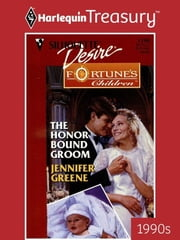 The Honor Bound Groom ebook by Jennifer Greene