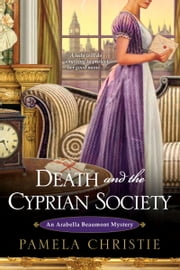 Death and the Cyprian Society ebook by Pamela Christie