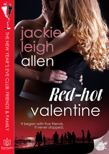 Red-Hot Valentine ebook by Jackie Leigh Allen