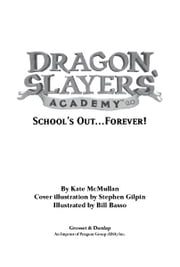 DSA 20 School's Out...Forever! ebook by Kate McMullan, Bill Basso