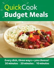 Budget Meals ebook by Jo McAuley