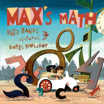 Max's Math ebook by Kate Banks