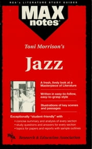 Jazz (MAXNotes Literature Guides) ebook by Celeste Bullock