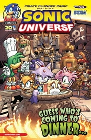 Sonic Universe #56 ebook by Ian Flynn, Tracy Yardley!, Jack Morelli, Steve Downer, Jim Amash, Thomas Mason
