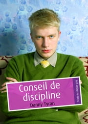 Conseil de discipline (pulp gay) ebook by Danny Tyran