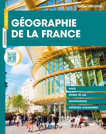 Géographie de la France ebook by Eloïse Libourel