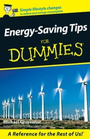 Energy-Saving Tips For Dummies ebook by Michael Grosvenor
