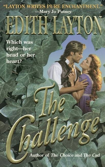 The Challenge ebook by Edith Layton