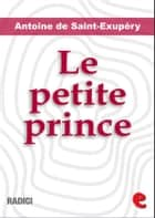 Le Petite Prince (Illustré) ebook by Antoine de Saint-Exupéry
