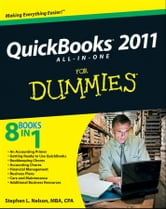 QuickBooks 2011 All-in-One For Dummies ebook by Stephen L. Nelson