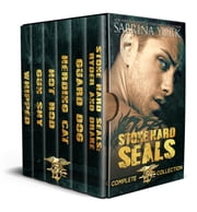 Stone Hard SEALs Collection - Stone Hard SEALs ebook by Sabrina York