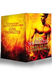 Lords of the Underworld ebook by Gena Showalter