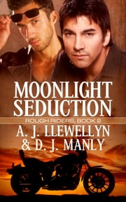 Moonlight Seduction ebook by A. J. Llewellyn,D. J. Manly