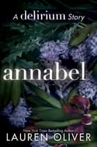 Annabel ebook by Lauren Oliver