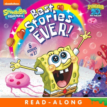Best Stories Ever! (SpongeBob SquarePants) ebook by Nickelodeon Publishing
