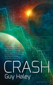 Crash ebook by Guy Haley