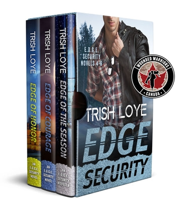 Edge Security Box Set: Novels 4-6 ebook by Trish Loye