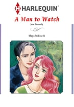 A MAN TO WATCH (Harlequin Comics), Harlequin Comics