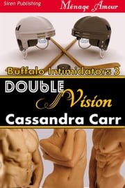 Double Vision ebook by Cassandra Carr