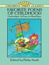 Favorite Poems of Childhood ebook by