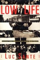 Low Life - Lures and Snares of Old New York ebook by Luc Sante