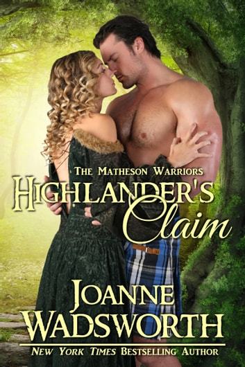 Highlander's Claim ebook by Joanne Wadsworth