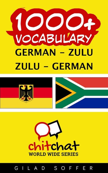 1000+ Vocabulary German - Zulu ebook by Gilad Soffer