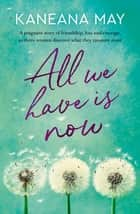 All We Have Is Now ebook by