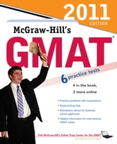 McGraw-Hill's GMAT, 2011 Edition ebook by James Hasik,Stacey Rudnick,Ryan Hackney
