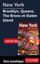 New York Brooklyn Queens, The Bronx et Staten Island ebook by Collectif