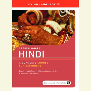 Hindi audiobook by Living Language