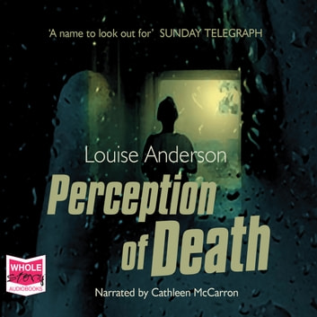 Perception of Death audiobook by Louise Anderson