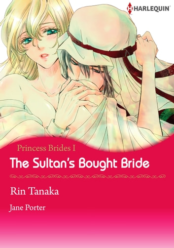 The Sultan's Bought Bride (Harlequin Comics) - Harlequin Comics ebook by Jane Porter