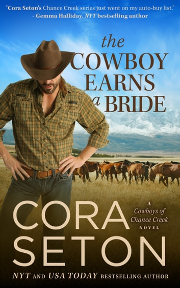 The Cowboy Earns a Bride ebook by Cora Seton