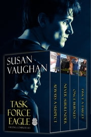 Task Force Eagle - Complete Series Boxed Set ebook by Susan Vaughan