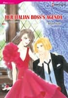 Her Italian Boss's Agenda (Harlequin Comics) - Harlequin Comics ebook by Lucy Gordon, Mon Ito