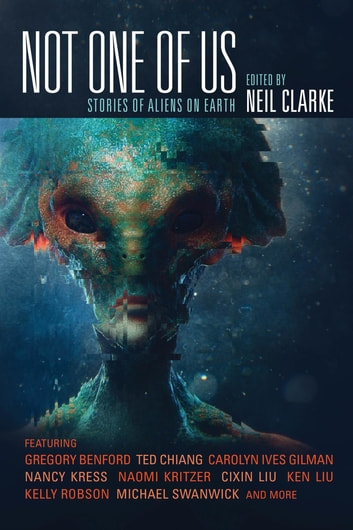Not One of Us ebook by Neil Clarke
