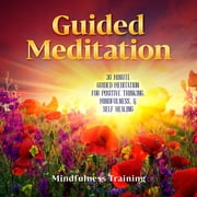 Guided Meditation - 30 Minute Guided Meditation for Positive Thinking, Mindfulness, & Self Healing audiobook by Mindfulness Training