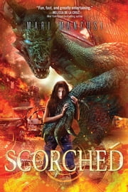 Scorched ebook by Mari Mancusi