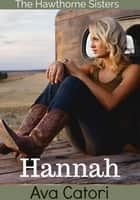 Hannah ebook by Ava Catori