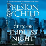 City of Endless Night audiobook by Douglas Preston, Lincoln Child