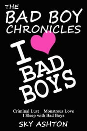 The Bad Boy Chronicles - Boxed Set ebook by Sky Ashton