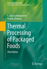 Thermal Processing of Packaged Foods ebook by S. Donald Holdsworth,Ricardo Simpson