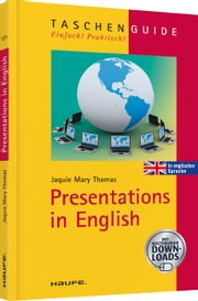 Presentations in English - TaschenGuide ebook by Jaquie Mary Thomas