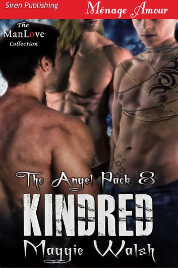 Kindred ebook by Maggie Walsh