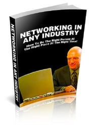 Networking In Any Industry ebook by Anonymous