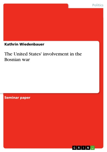 the united states involvement in the kosovo war Russia and the united states have clashed over how best to settle the final status of kosovo and how to treat iran's efforts to gain nuclear weapons closer relationship in the late 60's and.