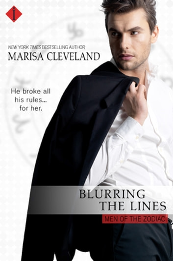 Blurring the Lines ebook by Marisa Cleveland