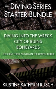 The Diving Series Starter Bundle ebook by Kristine Kathryn Rusch